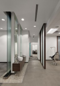 Advanced Orthodontics Toothbrushing Station