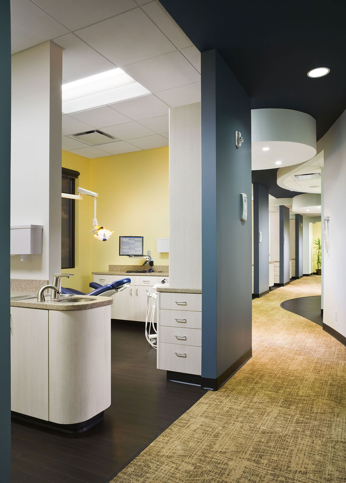 Andrew Sewell Patient Area
