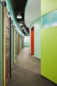Angela S Evanson Hallway