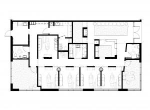 Bradburn Village Dentistry - Floor Plan