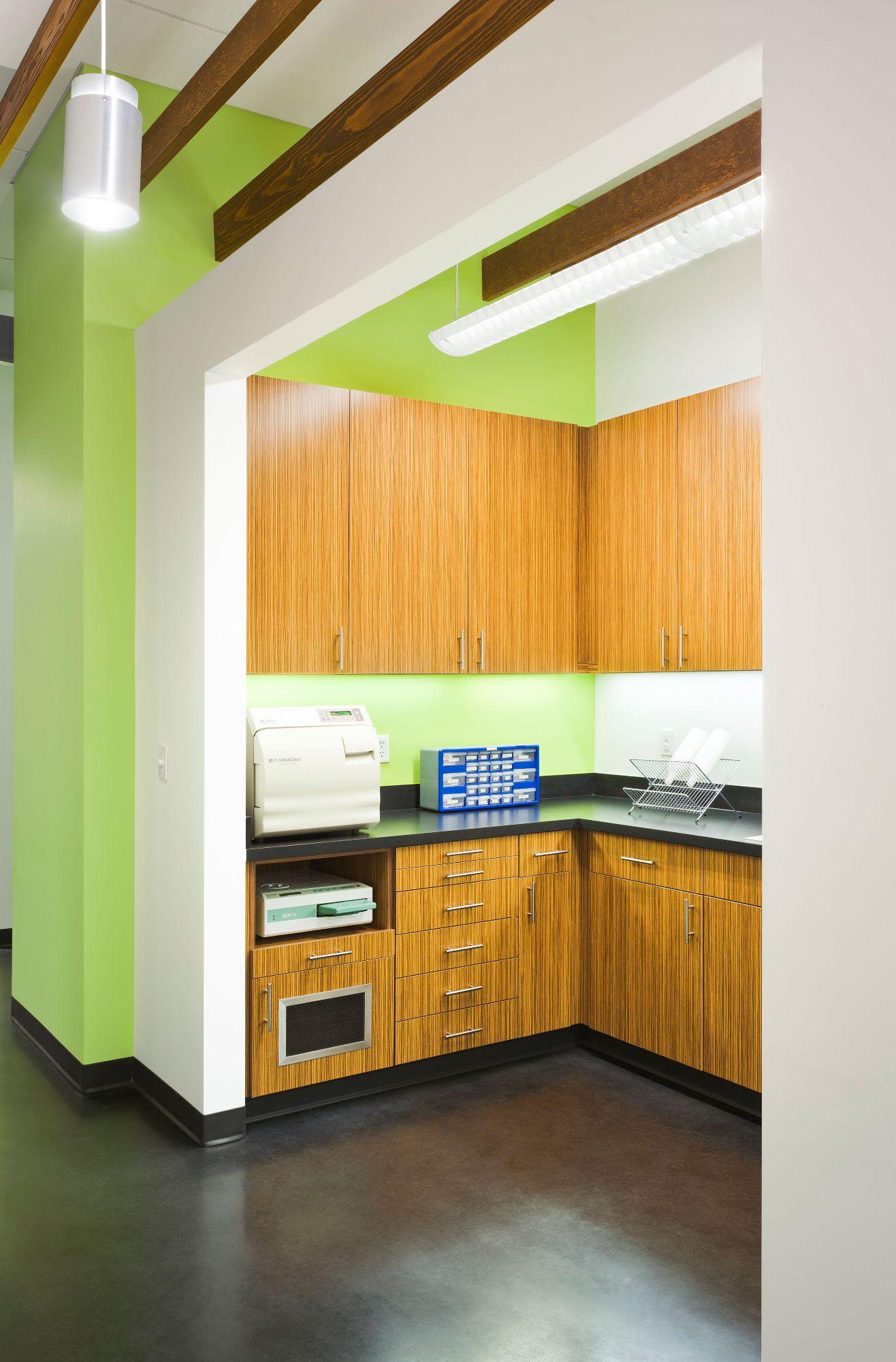 Endontics of Denver Patient Area