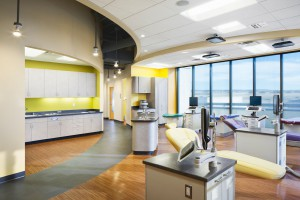 Erickson Pediatric Patient Area