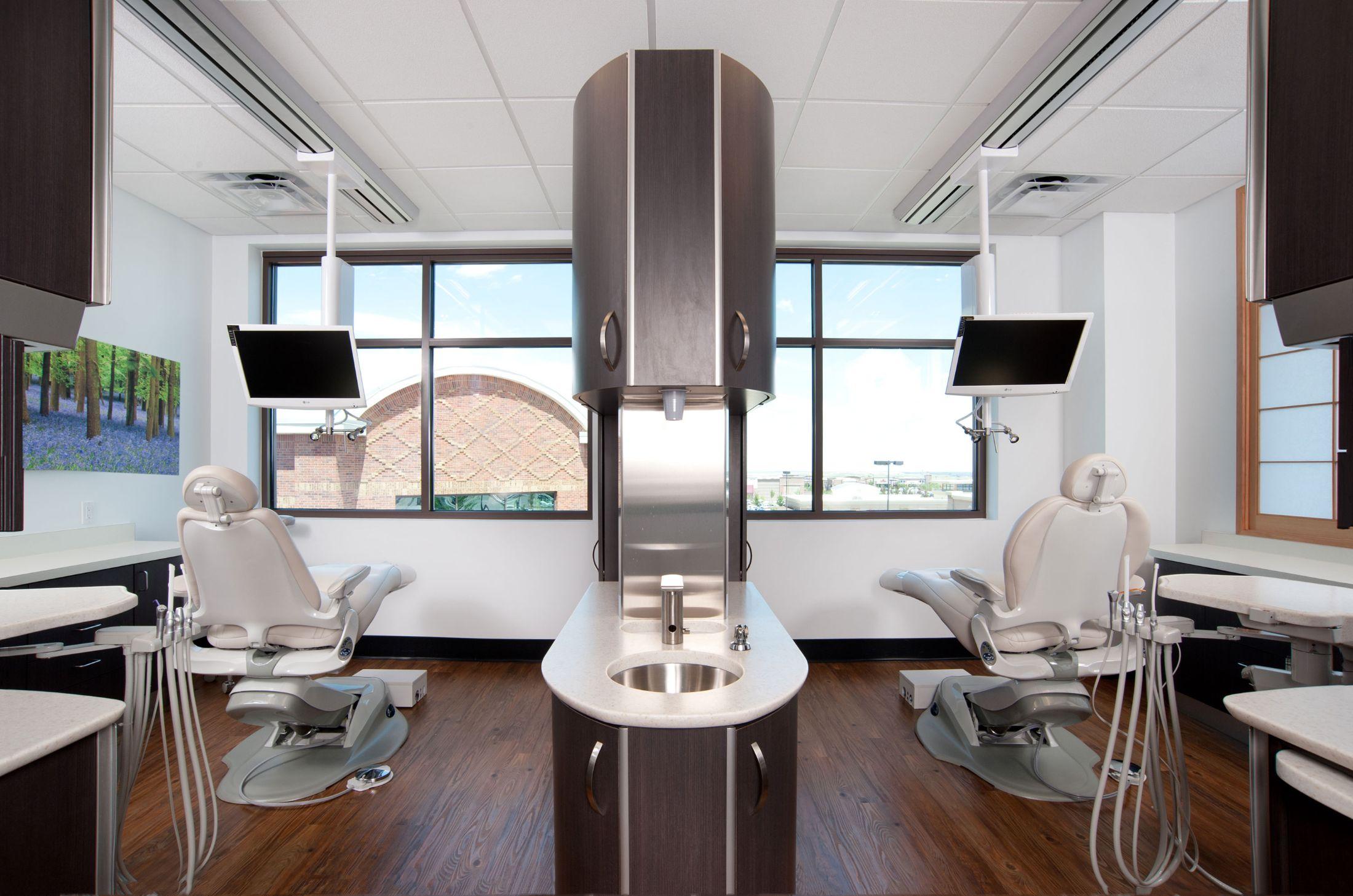 Lotus Dental Patient Area