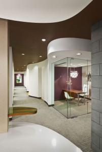 Pearl Dentistry Hallway