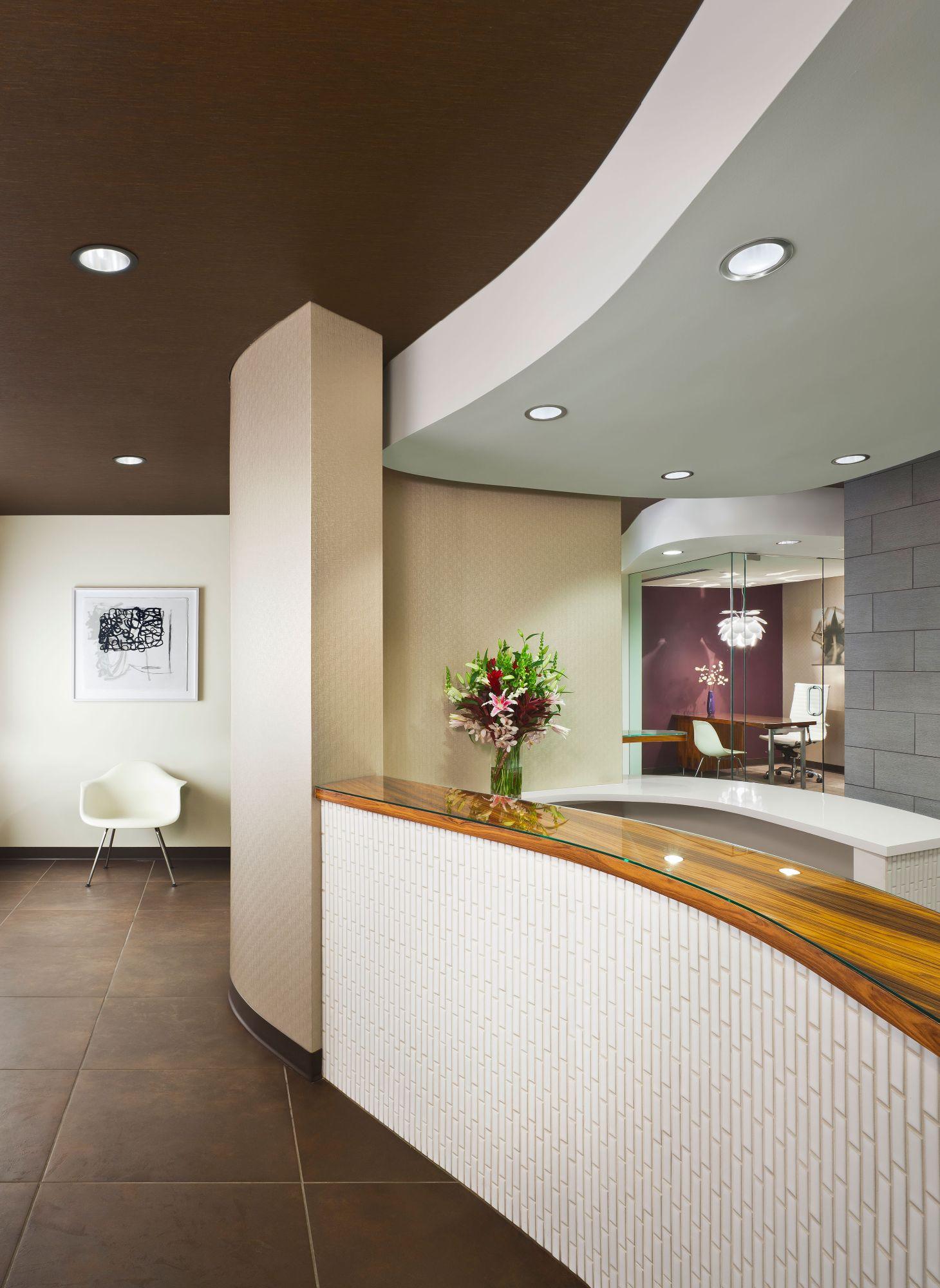 Pearl Dentistry Reception