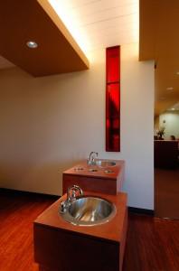 Pine Top Ortho Hallway