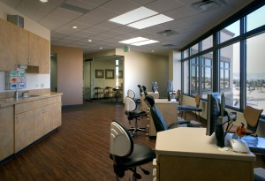 Pine Top Ortho Patient Area