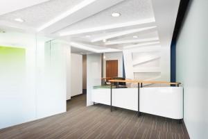 Riverfront Dental Reception