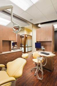 Riverside Patient Area