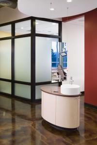 Stapleton Dental Patient Area