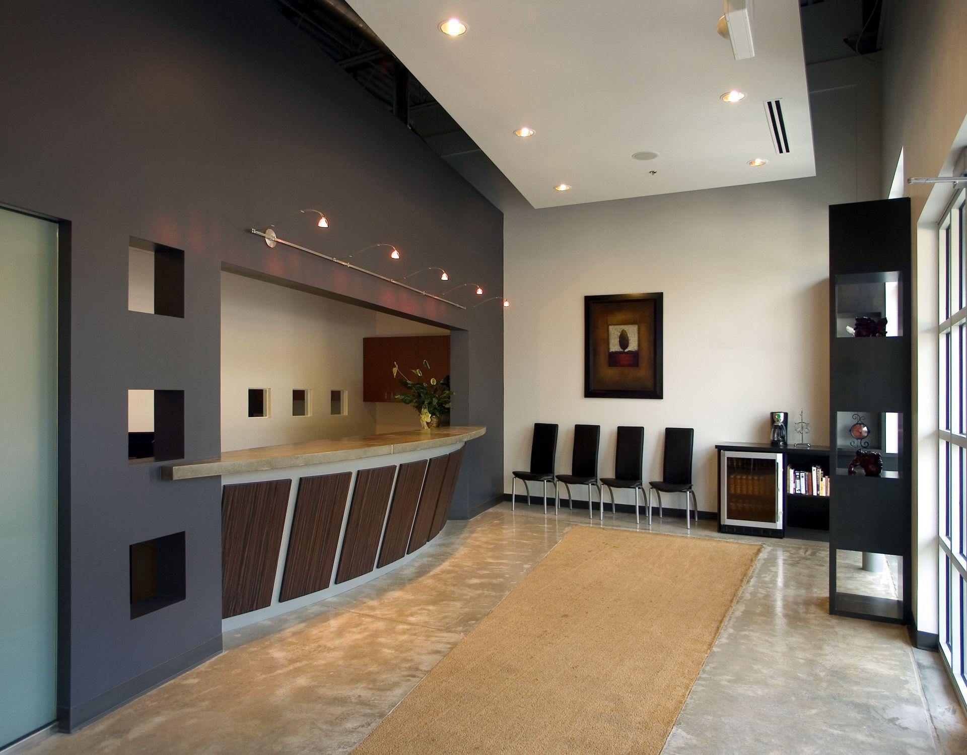 The Dental Shoppe Waiting Area
