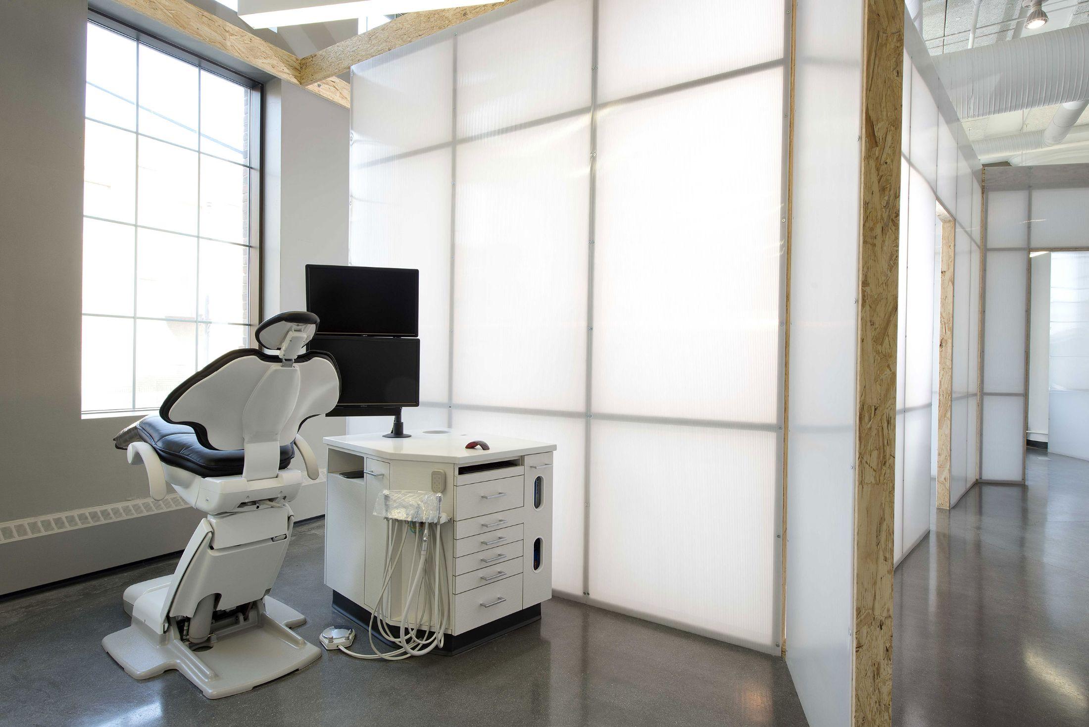 Uptown Patient Area