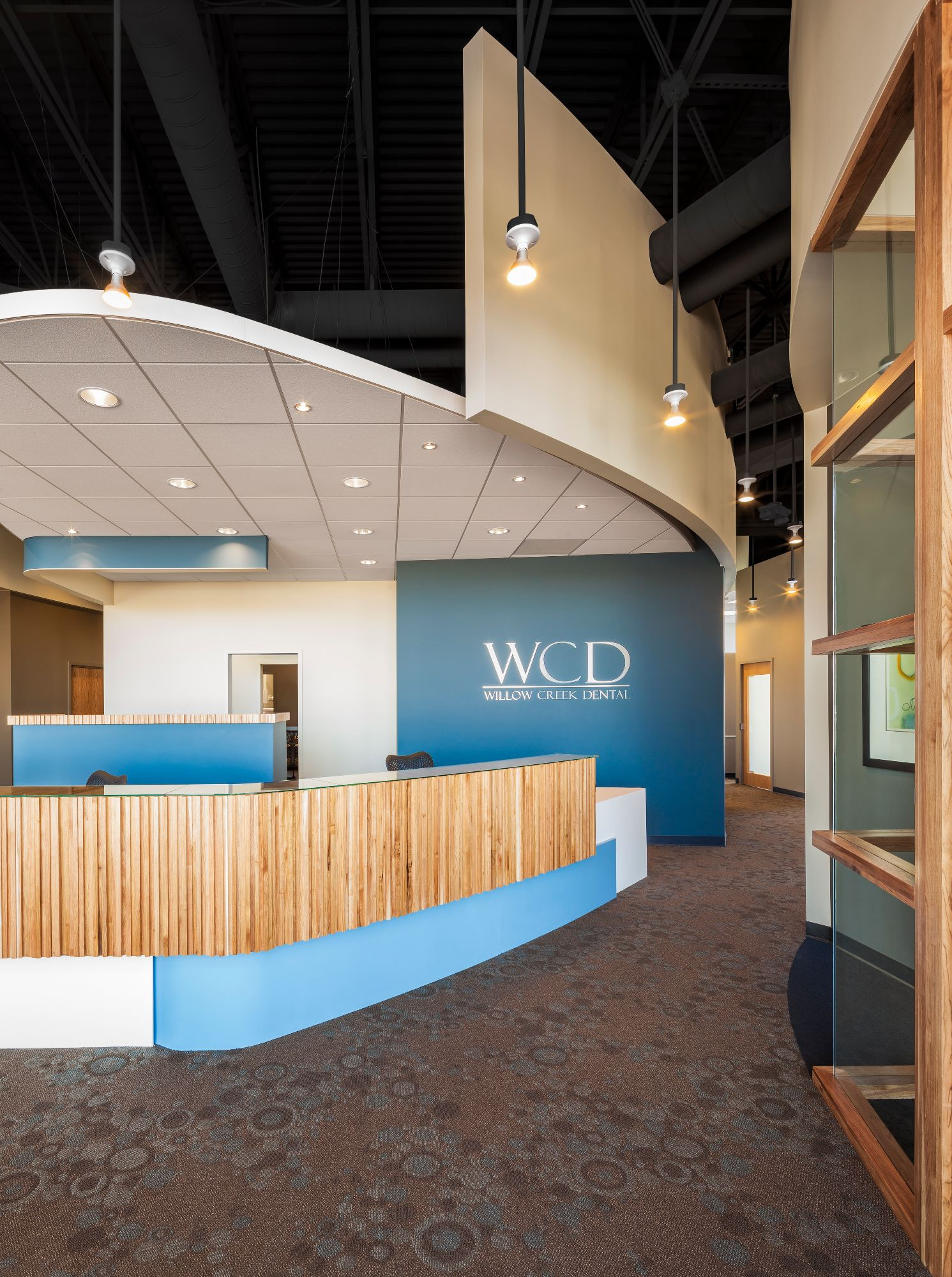 Willow Creek Reception Front
