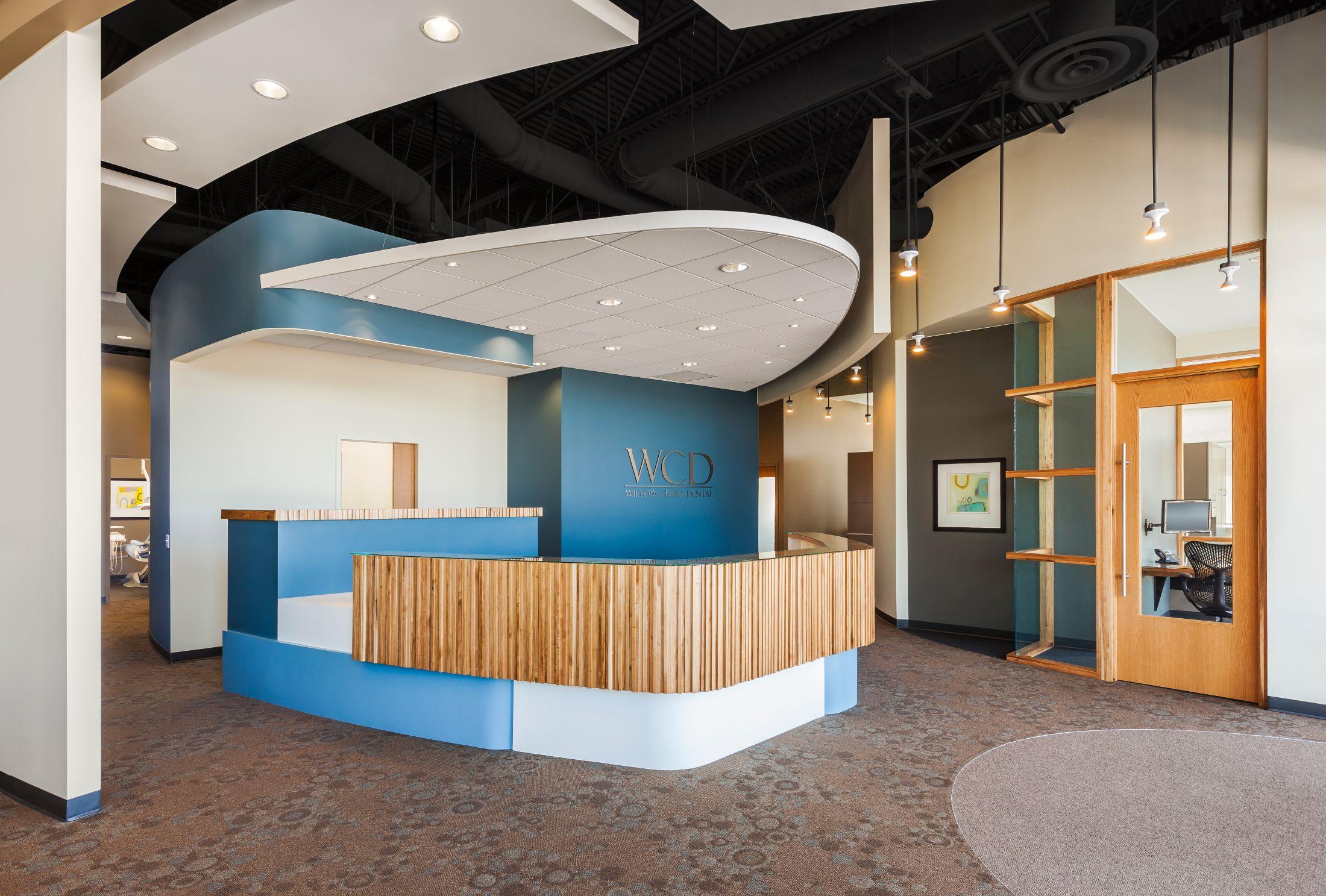 Willow Creek Reception