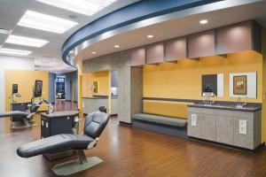 Prairie Hawk Ortho patient area