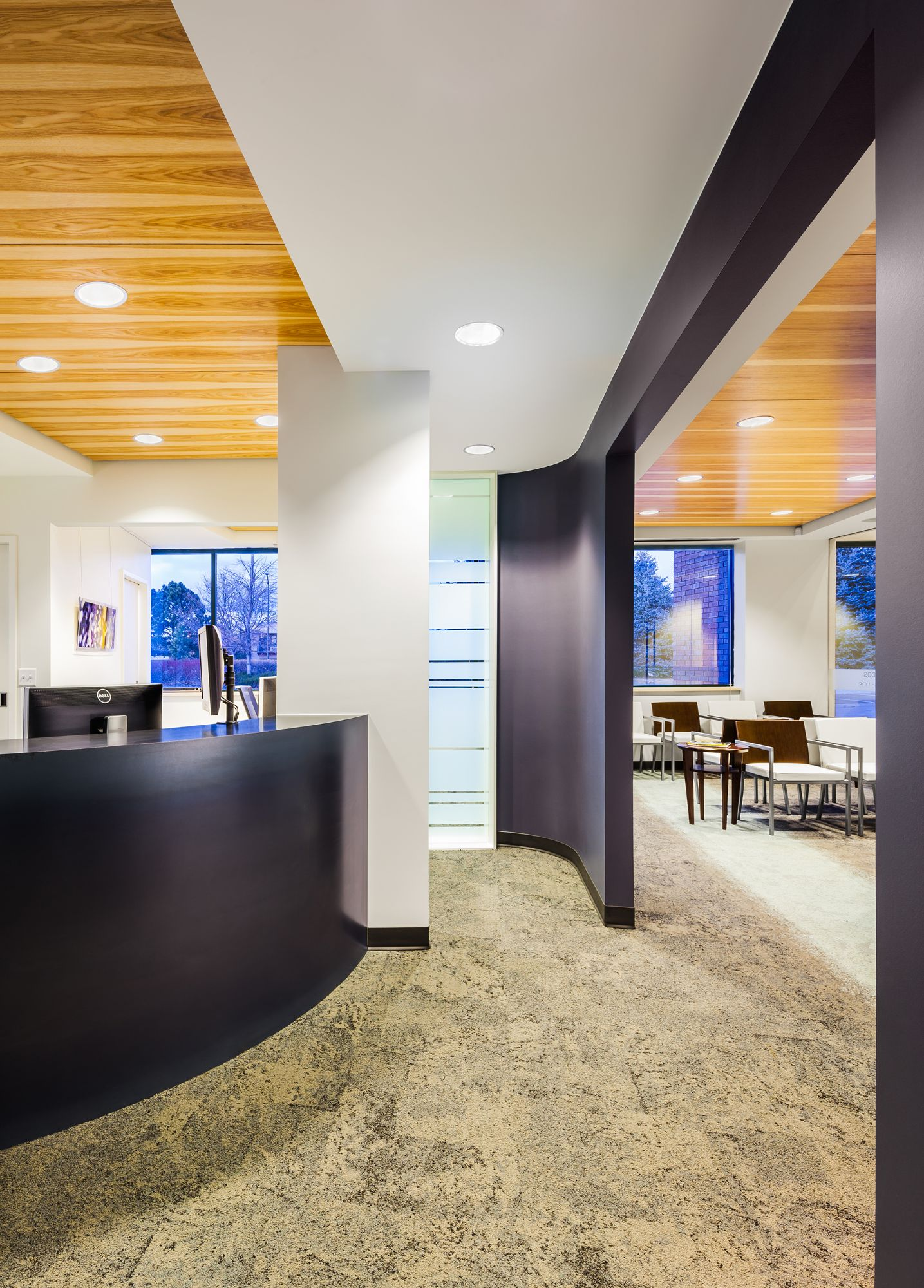 Studio Z Dental - Reception
